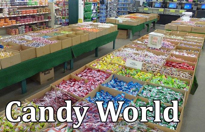 Leighty's Candy World