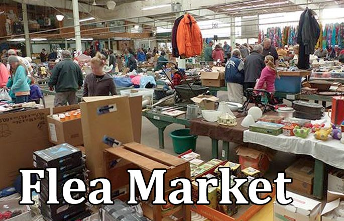 Indoor Flea Market