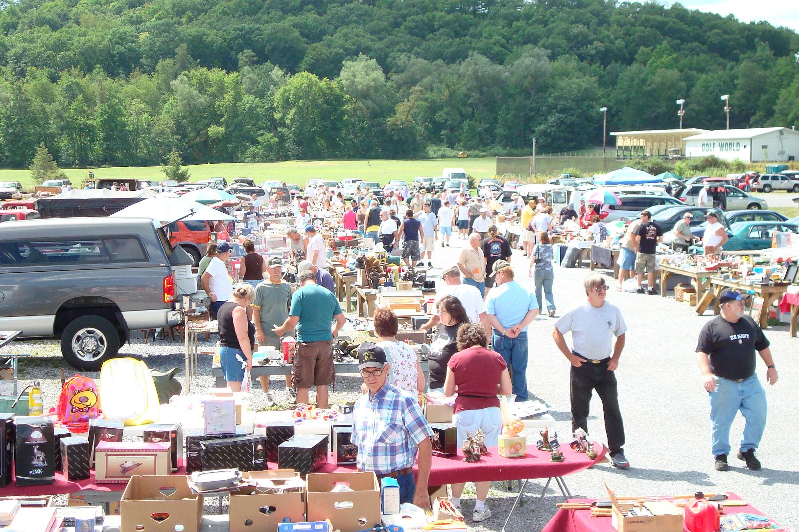 Pa Sales Tax >> Leighty's Outdoor Flea Market - Official - Newry, PA