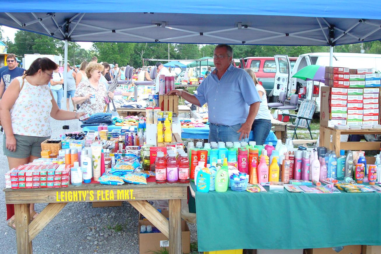 Leightys Flea Market Official Newry Pa